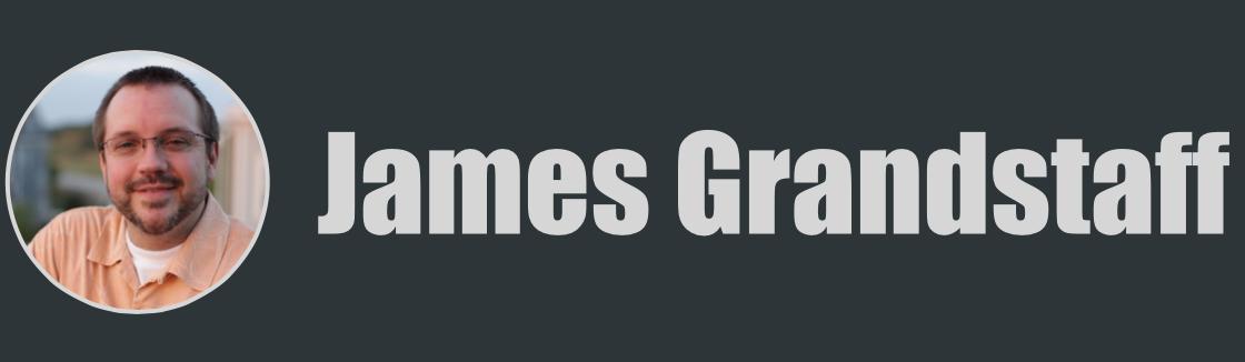 James Grandstaff's Blog